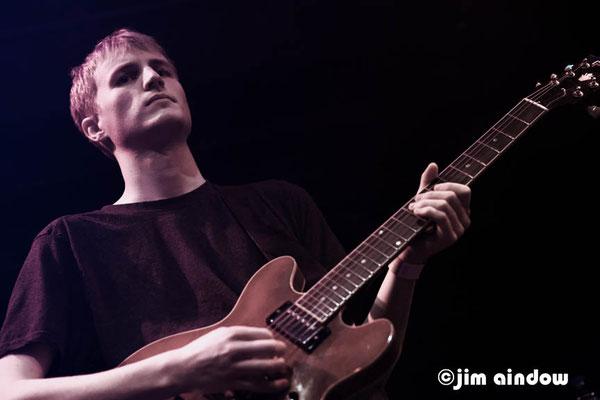 Daniel Rogerson - guitar