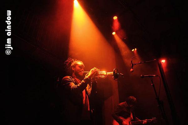 Yelfris Valdes trumpet