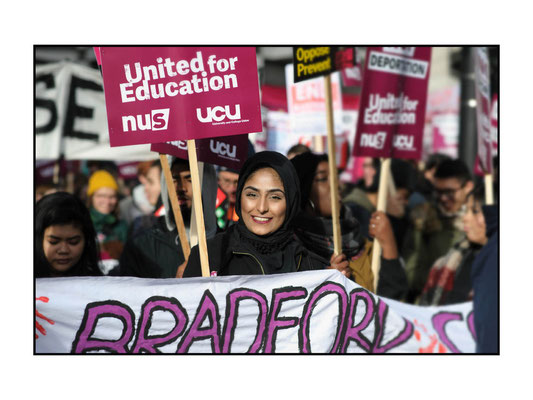 'United for Education', London, 20.11.16