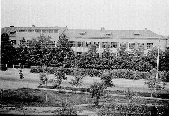 Школа №4 на улице Школьной