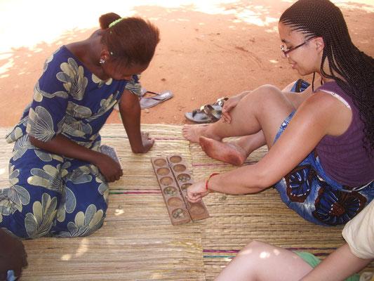 Un temps pour découvrir le jeu traditionnel