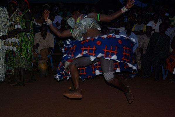 Danse des adeptes
