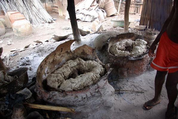 Fabrication artisanale du savon