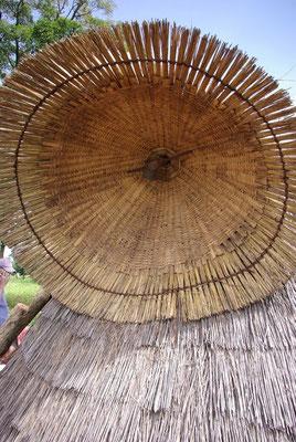 le toit couvercle du grenier