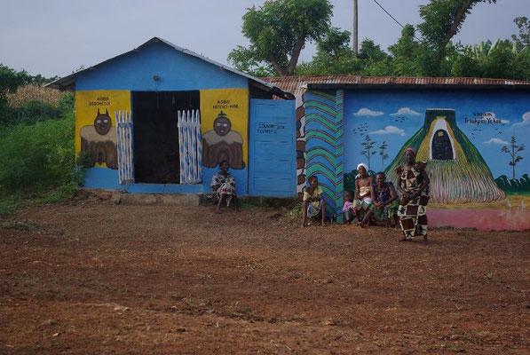 Le couvent Zangbéto