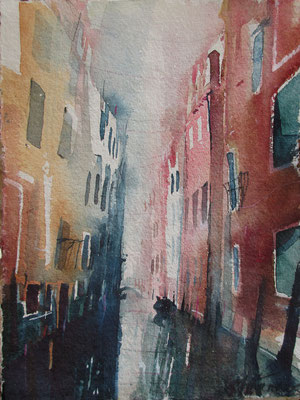 2017 / Venedig / 28 x 37 cm