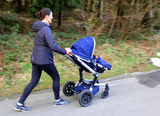 KopffreiFitness - Walken mit Kids