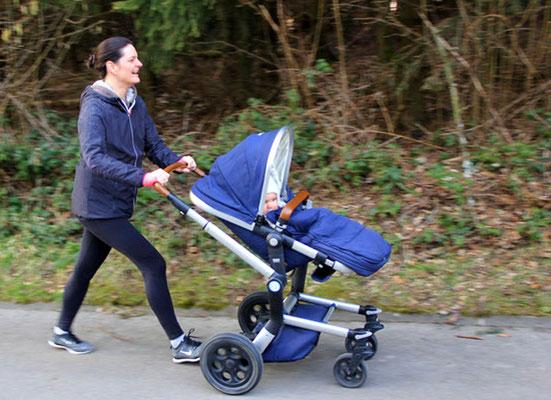 KopffreiFitness - Walken mit Kindern