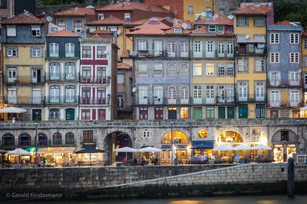Stadtpanorama am Douro