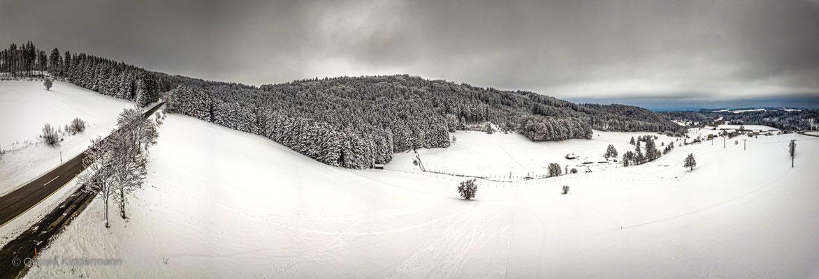 Welch´ ein Panorama!
