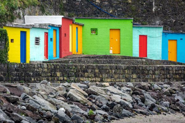 Porto Formso - Fischerhütten