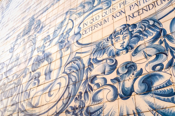 Azulejo - portugiesische Kachelkunst