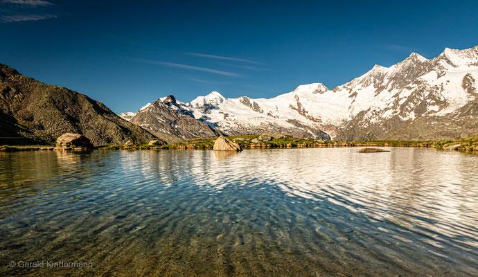 Kleiner See auf dem Kreuzboden, 2400m