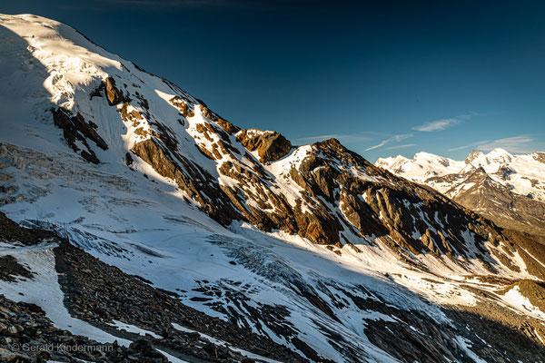Triftgletscher, Hohsaas, 3200m