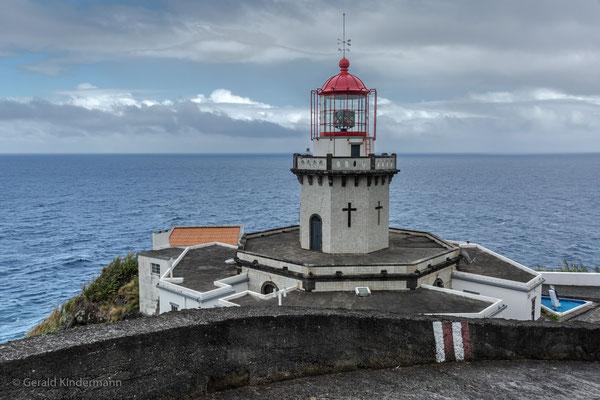 Farol do Arnel - Leuchtturm