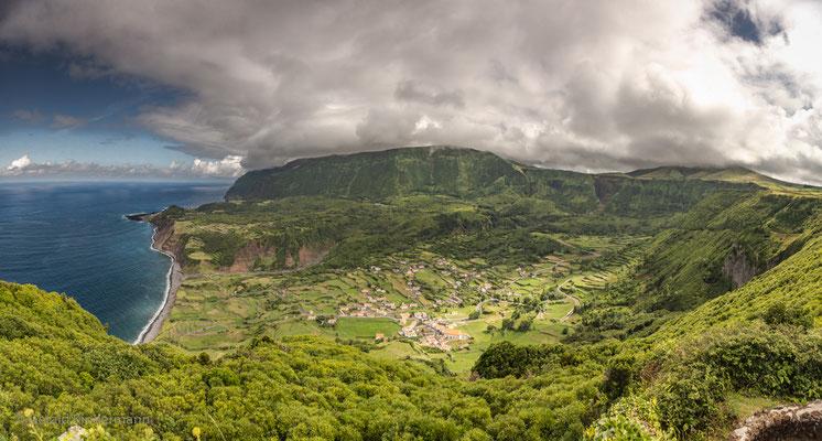 Faja Grande - westlichstes Dorf Europas - Insel Flores