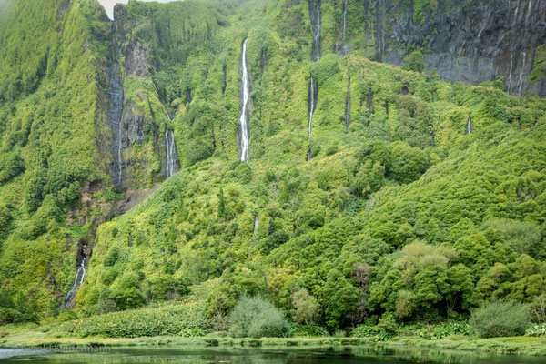 Poco Ribera do Ferreiro (Alagoinha) - Wasserfall