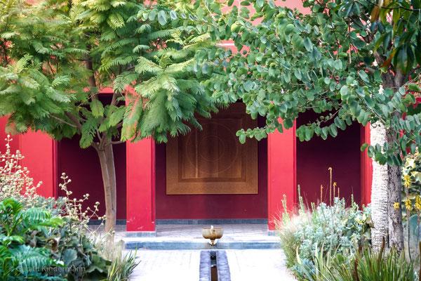 Jardin Secret - ein wahres Kleinod mitten in der Medina