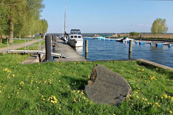 Der romantische Hafen von Salem
