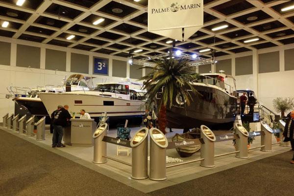 Die Boote von Palme Marin finden sich teilweise auch bei Yachtcharter Palme in der Vermietung