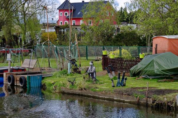 Ein Garten bei Demmin