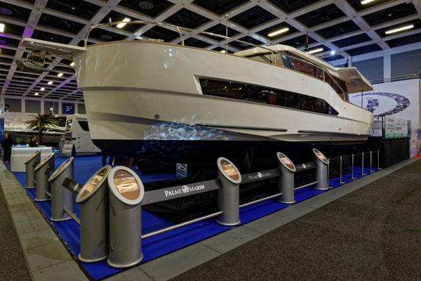 Auch Palme Marine ist ein Boots- und Charteranbieter