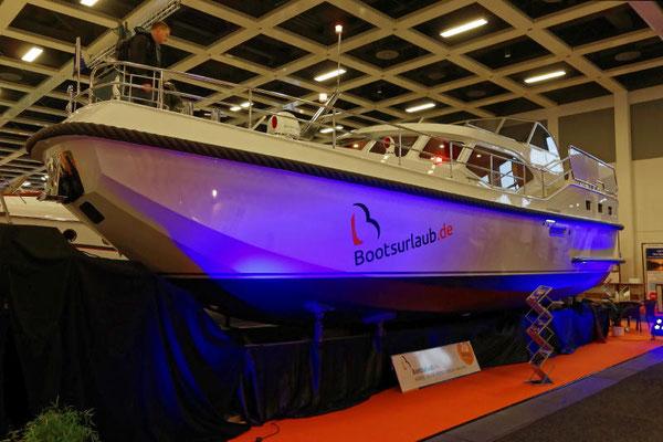 Yachtcharter Schulz präsentiert die aktuelle und neue Eigenentwicklung Schulz 40