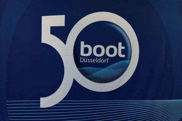 50 Jahre Bootsmesse in Düsseldorf