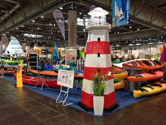 Natürlich spielt der muskelbetriebene Wassersport in Leipzig eine große Rolle