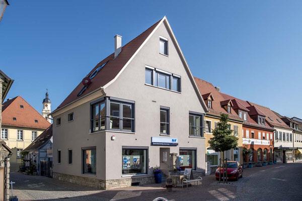 Friedrich-Ebert Str. 8 nach der Sanierung