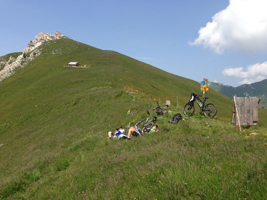 Bike Wandern