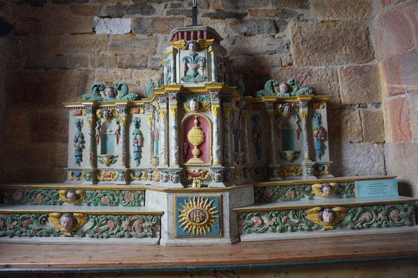 Chapelle ND de Rocamadour - Camaret