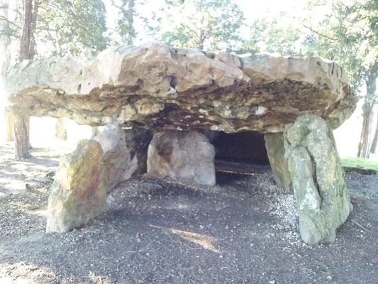 Dolmen dit de Mettray (Saint-Antoine-Du-Rocher)