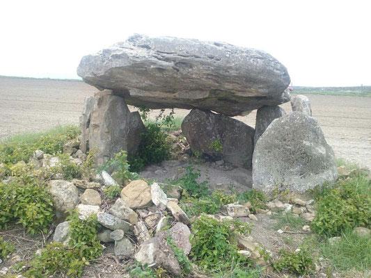 Dolmen dit la Pierre Levée (Pussigny)