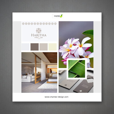 logo and branding design - hotel luxury resort