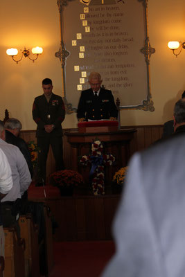 Chaplain  Lieutenant Commander, USN (Ret) Robert Lancia