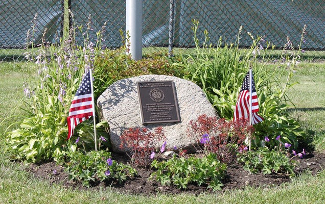 Donal Sisson Memorial at Portsmouth High School, Portsmouth, RI