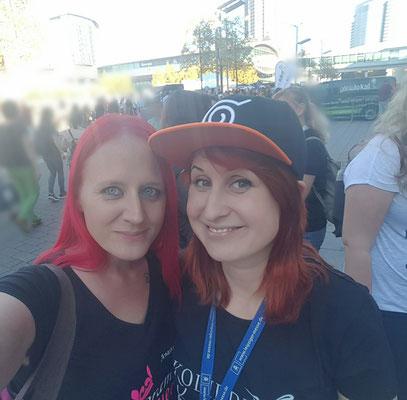 mit Katharina Wolf
