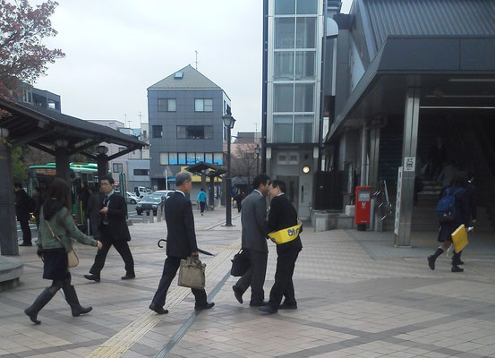 工藤日出夫 北本市議会議員選挙 (4/20)
