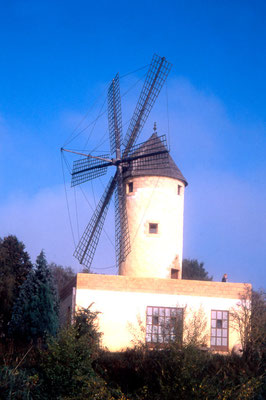 Griechische Mühle (Internationales Mühlenmuseum Gifhorn)