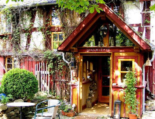 Windfang (Historisches Fachwerkhaus im Westerwald)