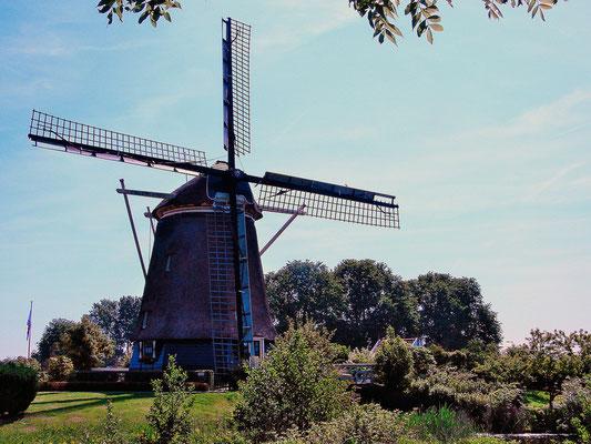 Vincent-van-Gogh-Mühle (bei Amsterdam)