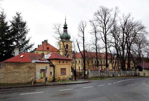 Schloss in Doksy
