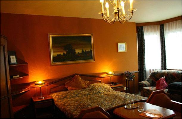 Schlosshotel Barta in Marienbad