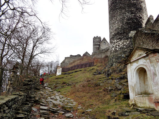 Burg Bezdez