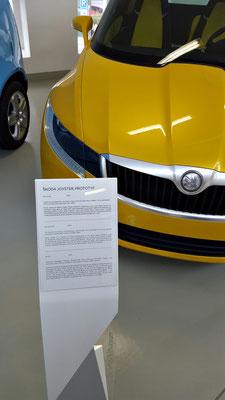 Automobilmuseum Skoda in Tschechien