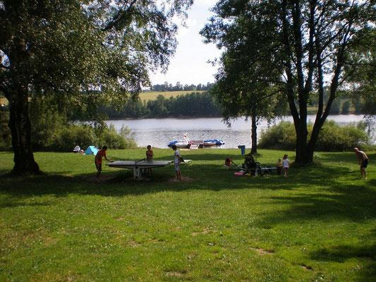 Ufer am Seč