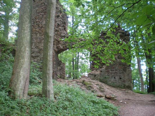 Burgruine Oheb