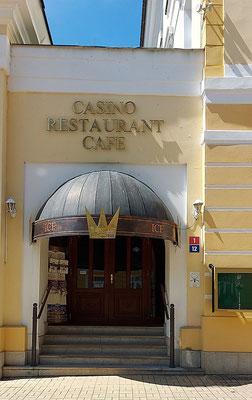Franzensbad - Casino