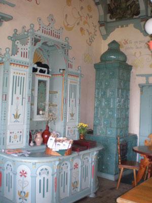 Restaurant Libušin in Pustevny